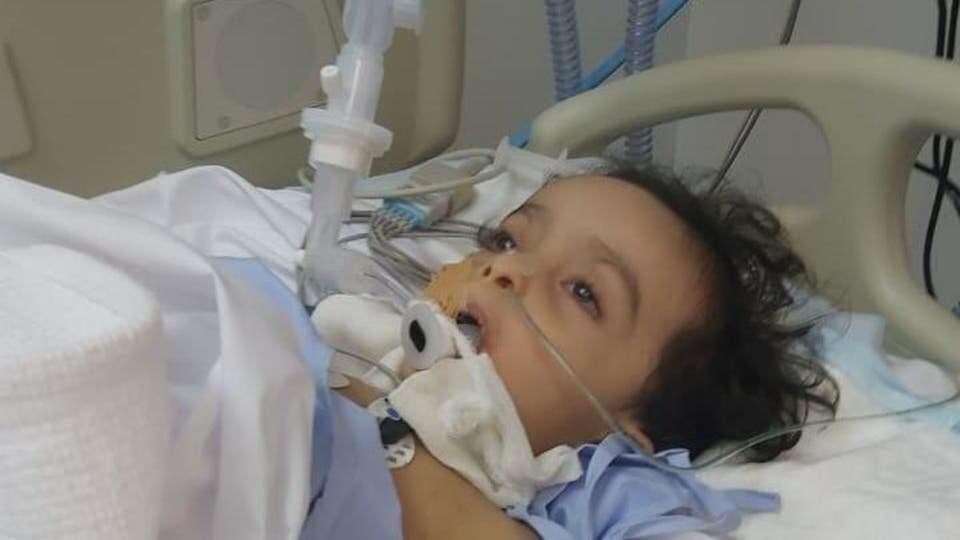 Saudi toddler, dies, swab stick, breaks, inside, nose, Covid-19 test