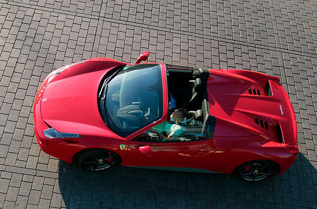 Which supercars can you rent under Dh999 in Dubai?