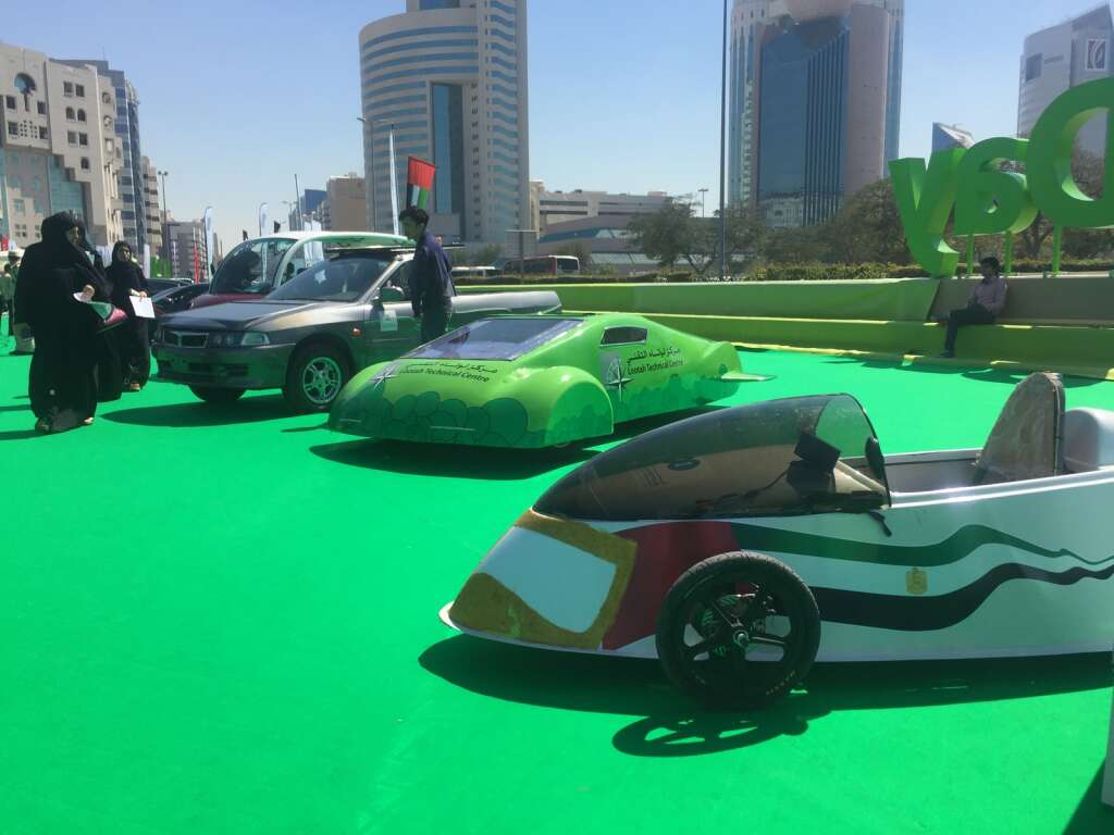 Free parking and other perks for eco-friendly cars
