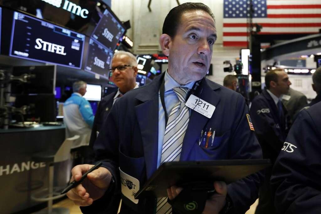 Stocks tumble, gold and crude, Iraq, Trump, Iran, Qasem Soleimani, Baghdad, Mark Esper, Missile attack, US troops