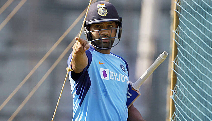 We need to focus on the present series, says Rohit Sharma