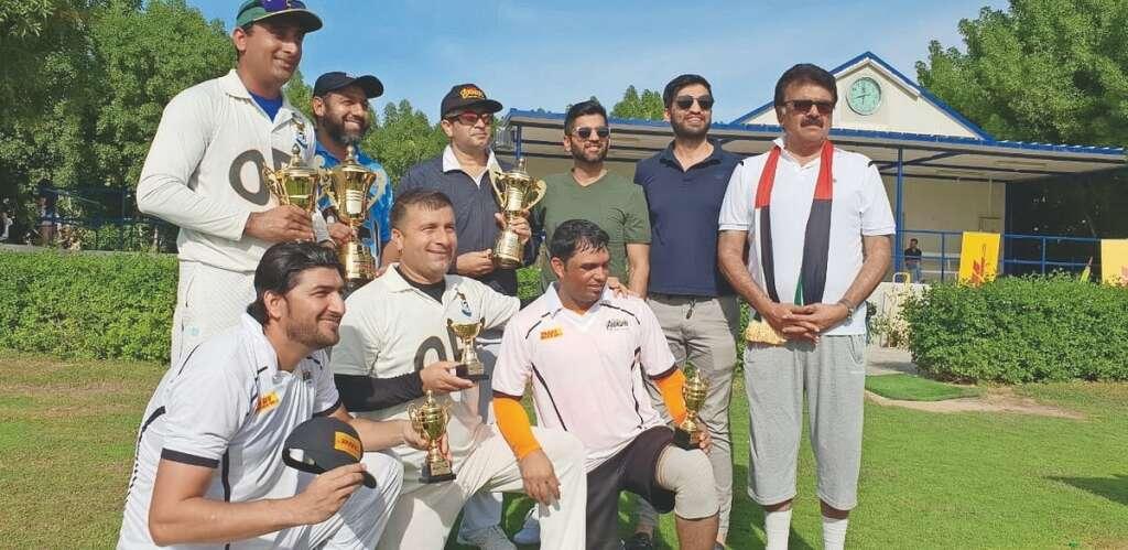 Anchor Marine down DHL Avengers for cricket title - Khaleej