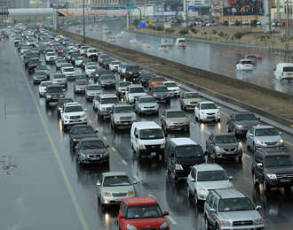 Motorists asked to be cautious while driving