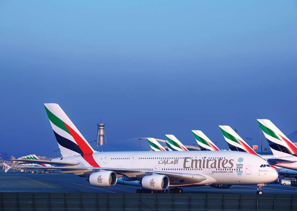 On time: Emirates second-most punctual airline in Mideast