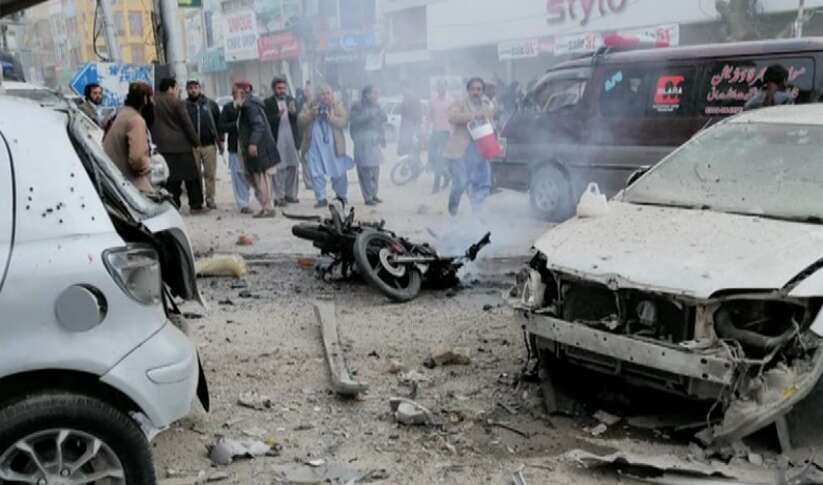 Quetta, suicide attack, Pakistan, suicide blast in Pakistan, religious rally