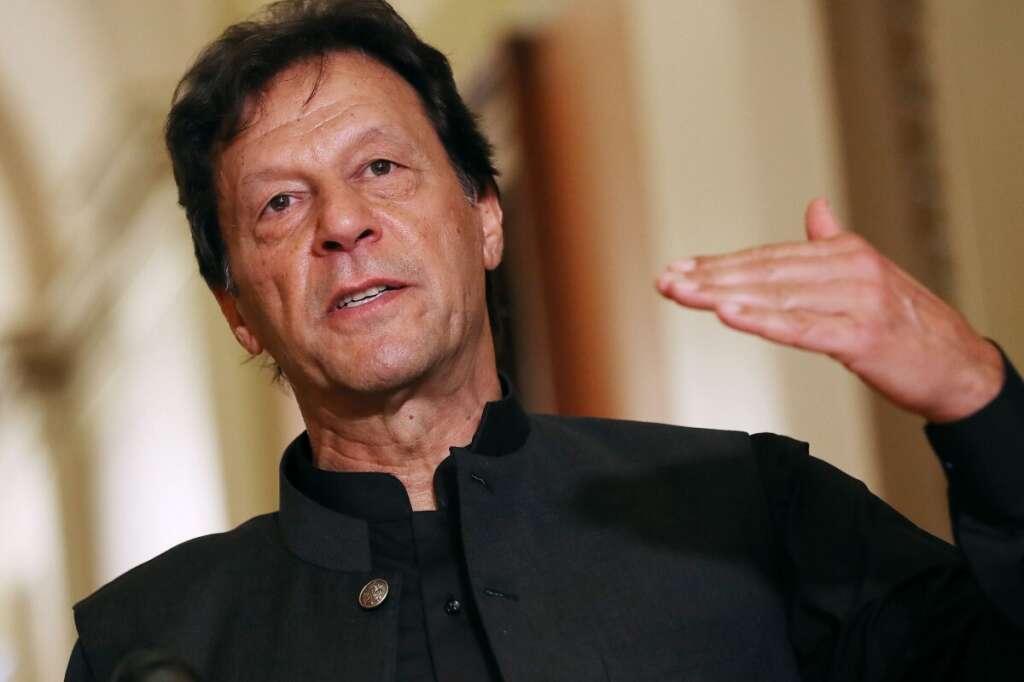 Pakistan, PM Imran Khan