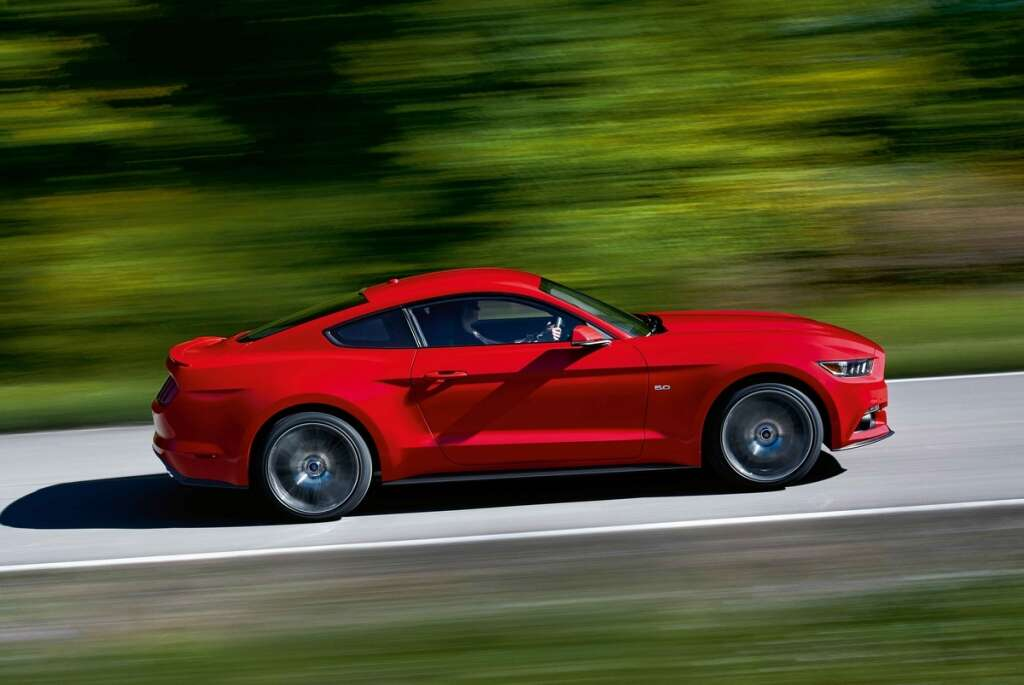 Car Review: 2017 Ford Mustang GT
