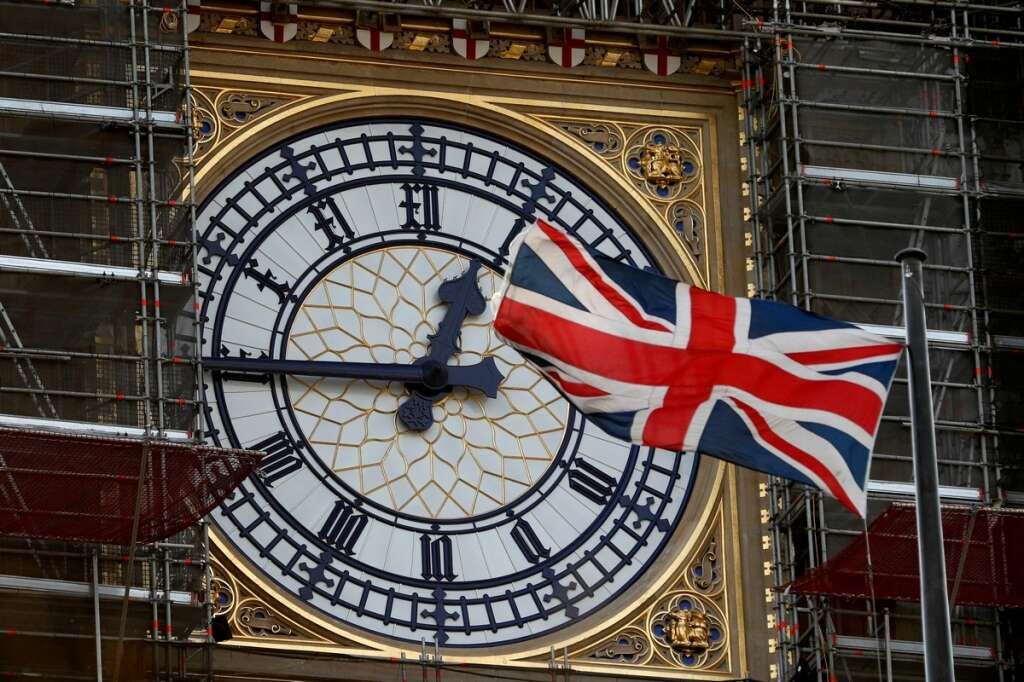 After Brexit-settling election, UK firms see business bounce