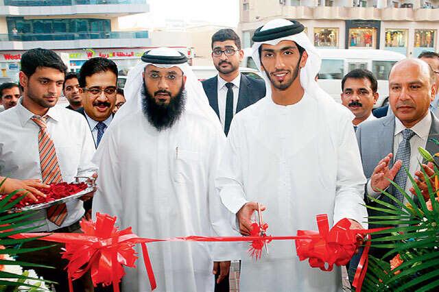 Sata opens 2nd branch in Dubai