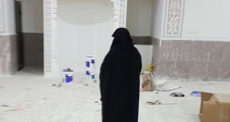 Saudi woman builds mosque after saving husbands salary for 30 years
