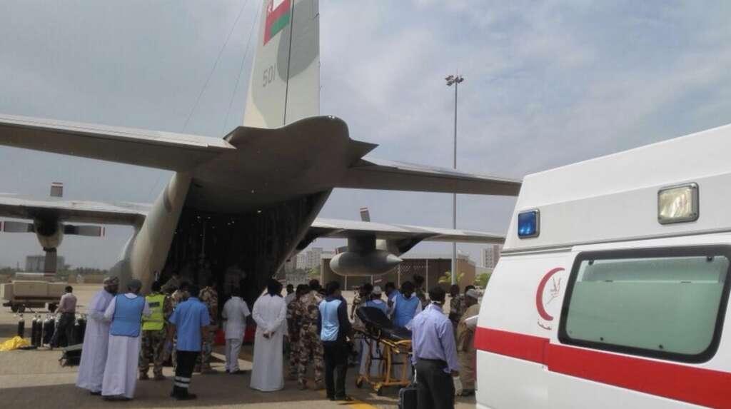 Two dead as Cyclone Mekunu hits southern Oman - Khaleej Times