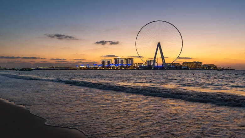 Worlds largest Ferris wheel to open in Dubai this year