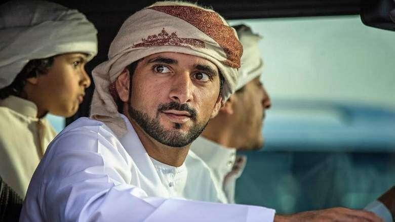 Photos: Sheikh Hamdan celebrates his mother's birthday