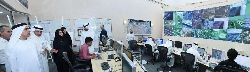 Smart monitoring on Dubai roads with new technologies