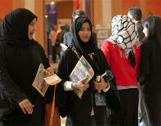 Arabic learning: Where have all the men gone?