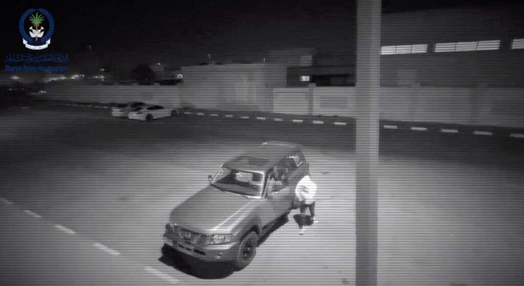 thieves, robbery, UAE, Sharjah, Sharjah Police