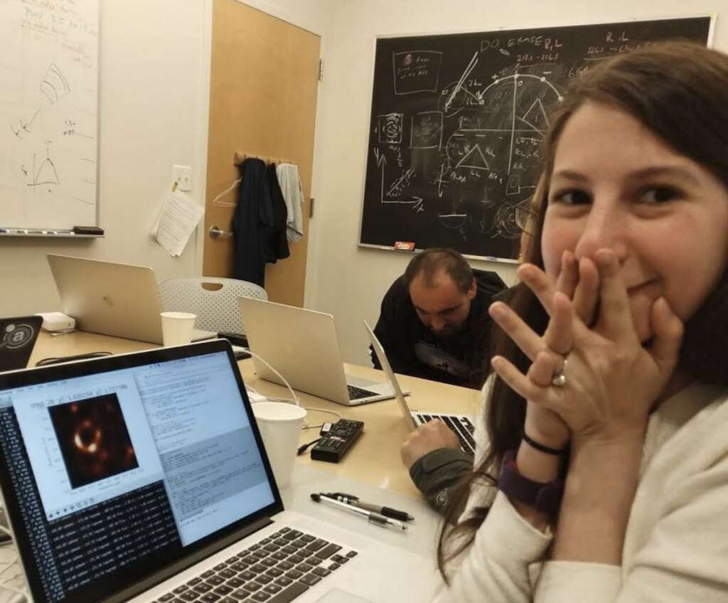 Meet the 29-year-old woman behind the first image of a black hole