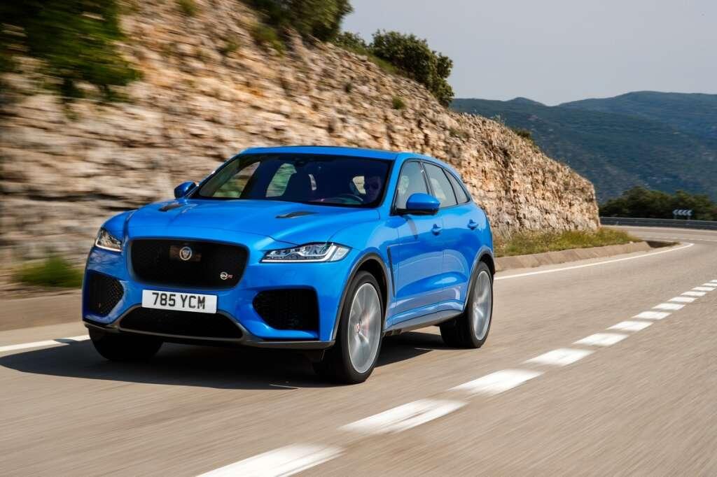 Car review: Jaguar F-Pace SVR in the UAE