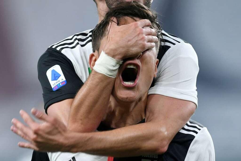 Juventus, Serie A, Italy, Genoa, 3-0 win, Ronaldo, Dybala, Costa