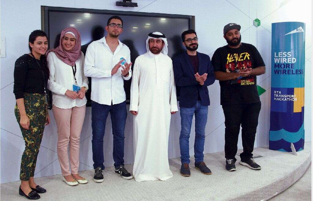 Students show the way ahead for RTA