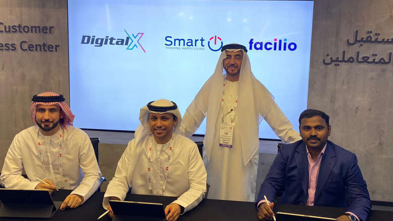 Facilio and Smart IoT ink partnership with Digital X