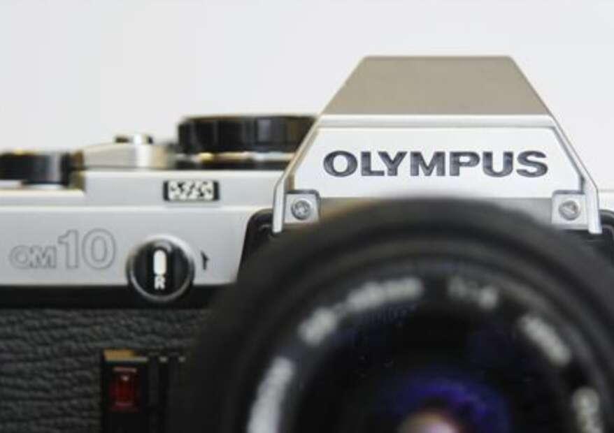 Olympus, business, camera