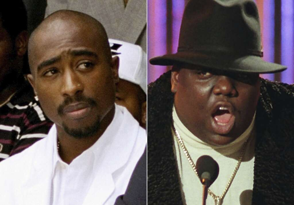 Tupac Shakur, Notorious BIG, auction, rap, Sotheby, letters, crown