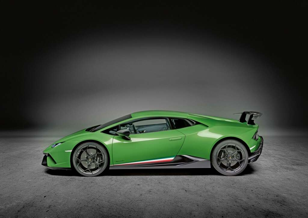 Car Review Lamborghini Huracan Khaleej Times