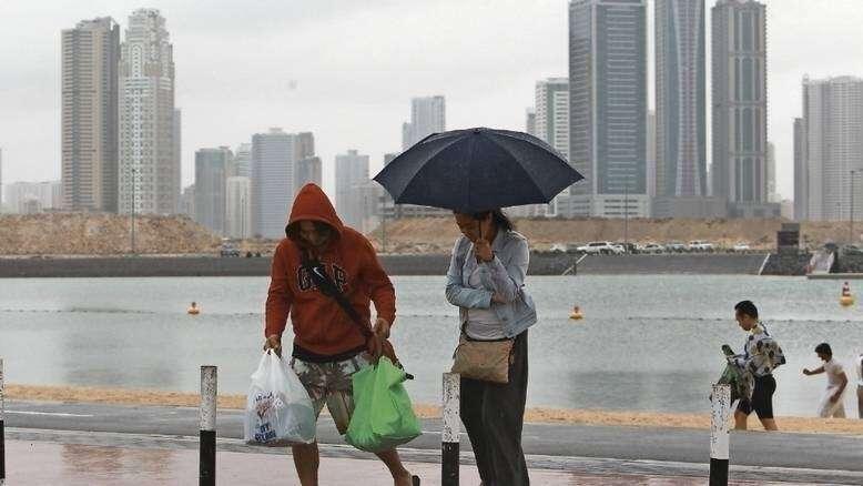Temperature, drops, 3.6°C, UAE, lowest temperature, National Center of Meteorology, NCM, Raknah