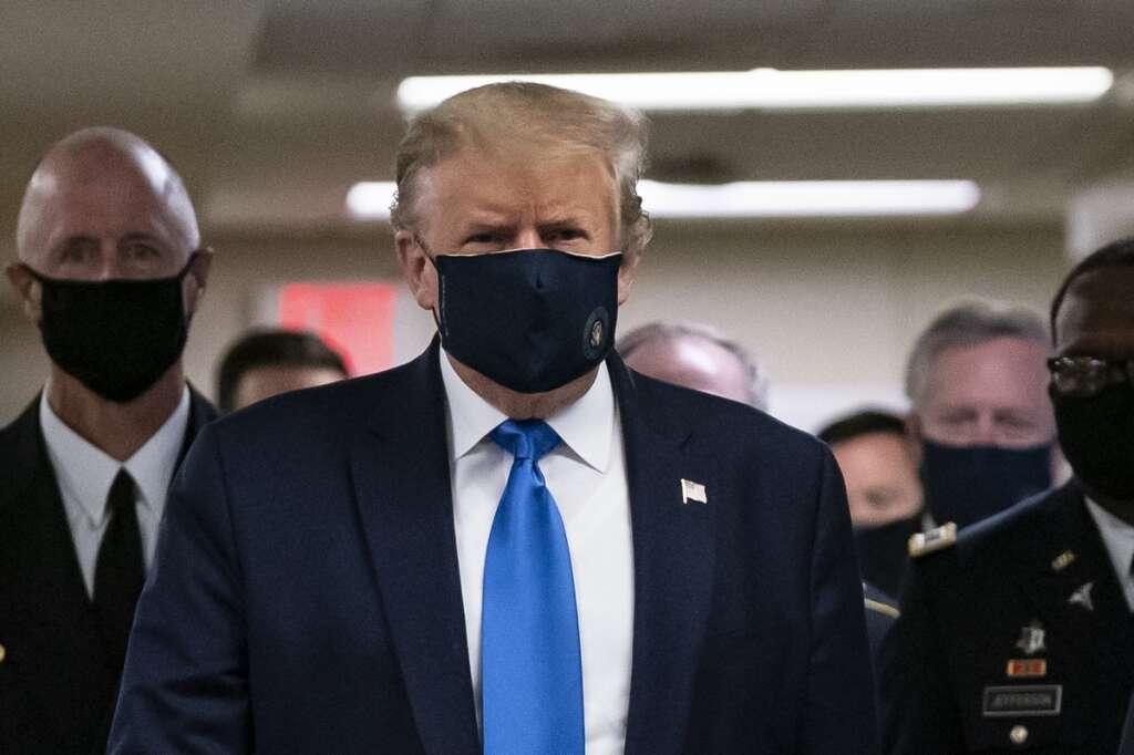 Coronavirus, Mask, Trump