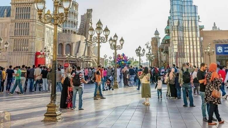 Global Village breaks attendance record during UAE National Day