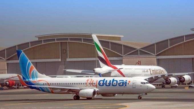 travel, covid-19, coronavirus, dubai, UAE, airlines, tourists, flydubai, emirates