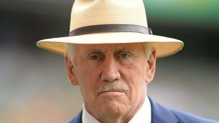 Ian Chappell, skin cancer