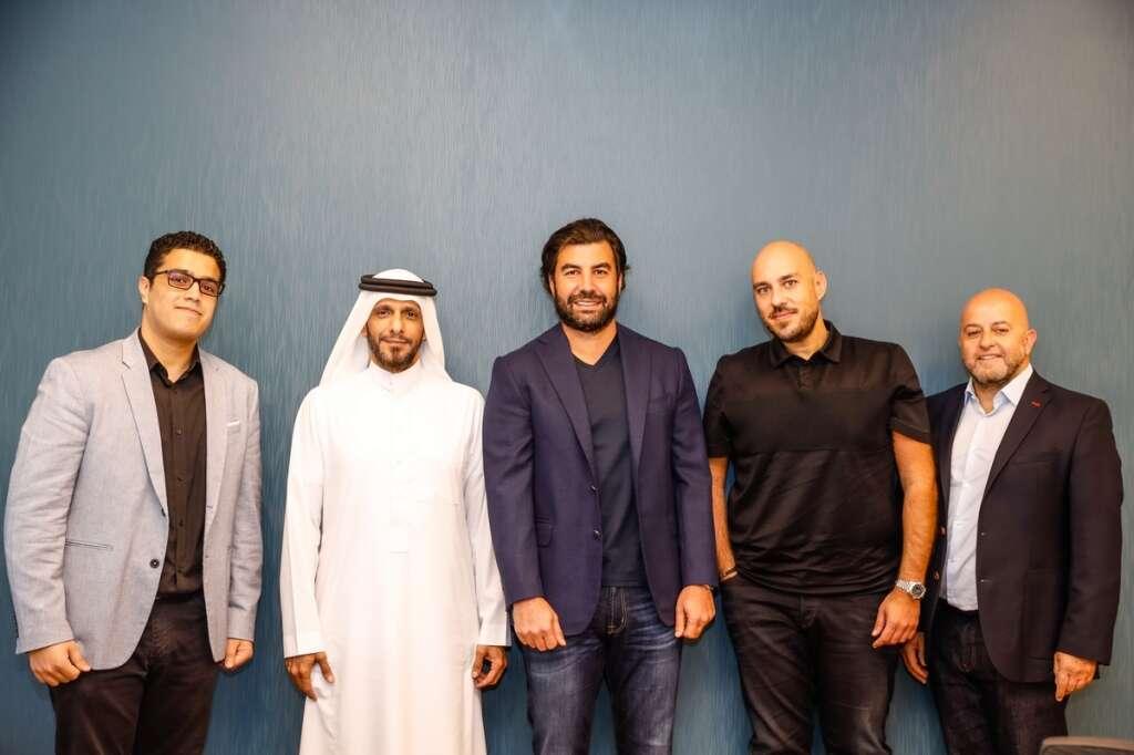 foxpush, JGroup, Imad Jomaa, Mohammed AlMalki