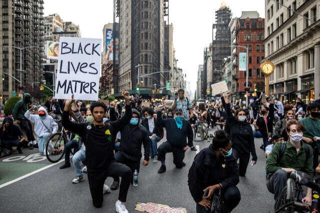 Black Americans, suffer, generations, marginalisation