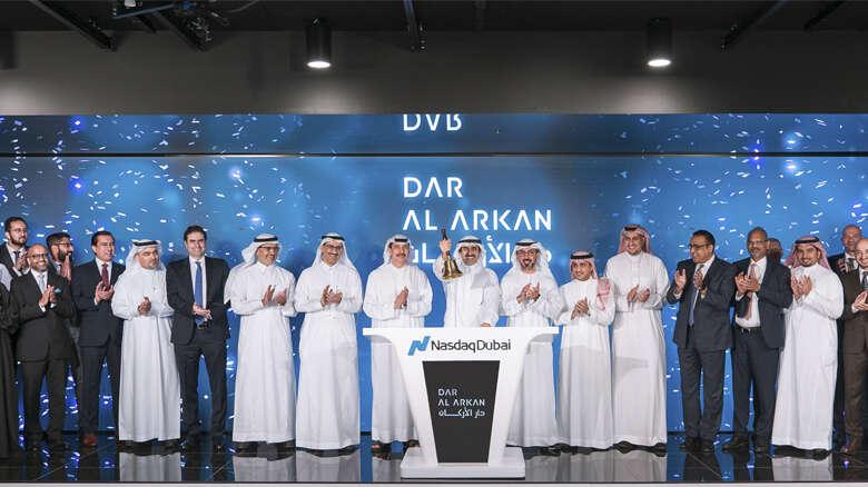 Dar Al Arkan lists $600m sukuk on Nasdaq Dubai