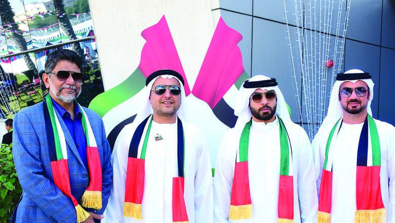 galadari brothers, gb, uae national day, national day, year of tolerance, galadari