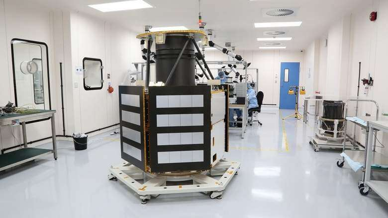 KhalifaSat Countdown: Launch to signal dawn of new space industry