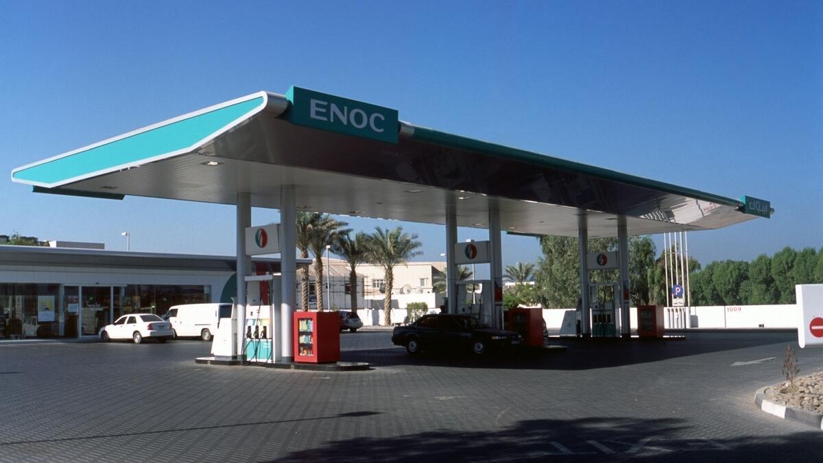 Super 98 petrol will cost Dh2.16 a litre.