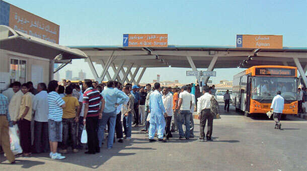 1,231 illegals rounded up in Sharjah