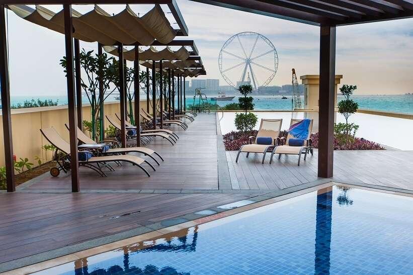 7 Eid staycations   JA Ocean View Hotel