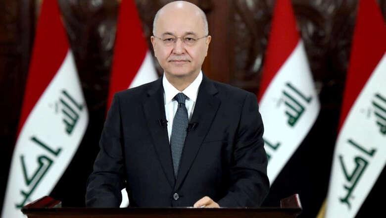 iraqi, president, prime minister, pressure