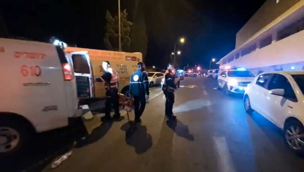 Jerusalem,  car attack, accident