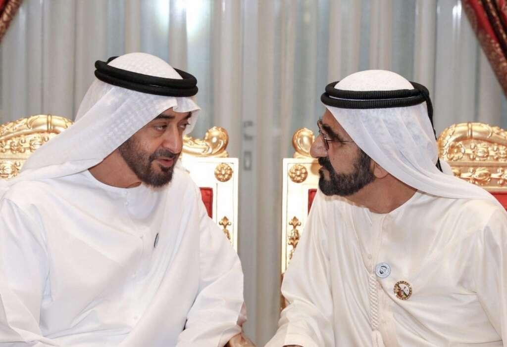 VP receives Sheikh Mohamed at Zabeel Palace - News | Khaleej