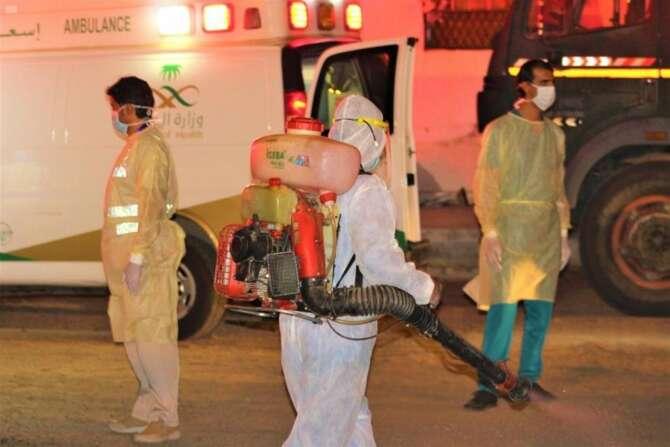 Saudi Arabia, new, coronavirus, Covid-19, cases, deaths, health ministry