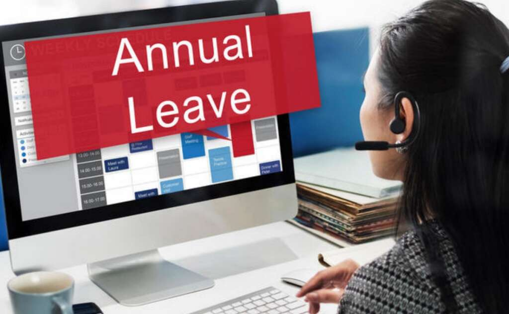 Will you get allowances when you go on annual leave in UAE?