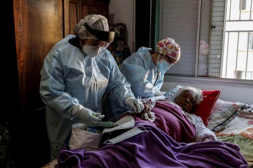 Brazil, coronavirus, Covid-19, cases, second-worst, Rio de Janeiro, reopens, bars, restaurants