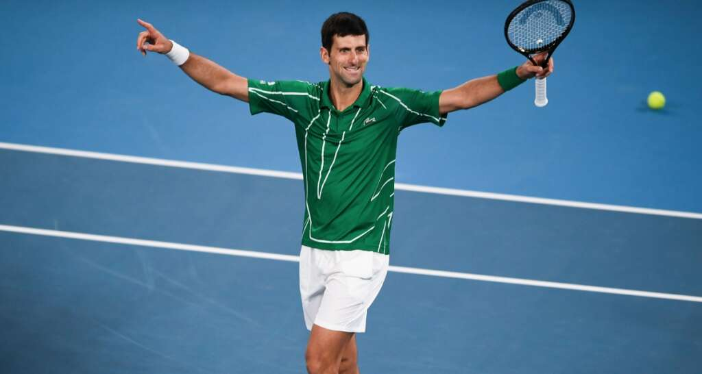 Novak Djokovic, 10-year UAE visa, Australian Open, Gold Card, Sheikh Mohammed