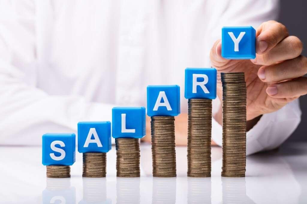 salary increment, salary hike, pay hike