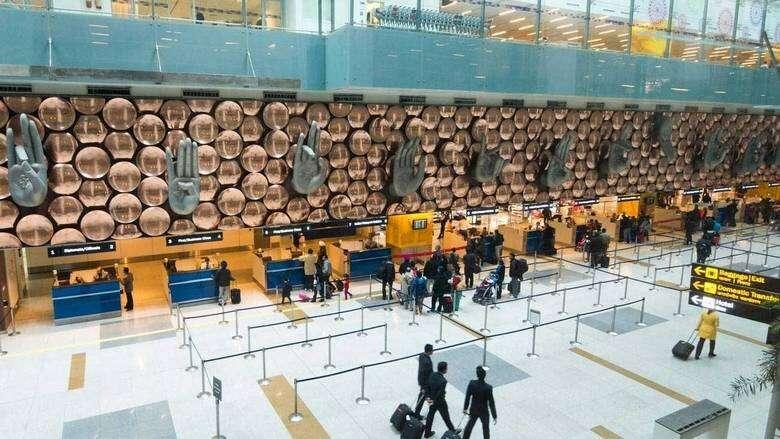 passengers, japan, south korea, thailand, india, screen, airport
